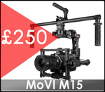 MoVI M15 hire London
